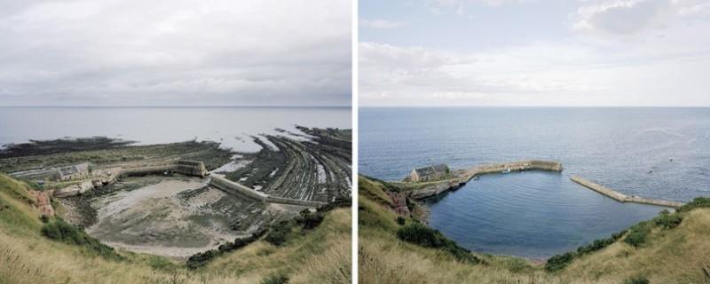 Приливы и отливы в объективе Michael Marten