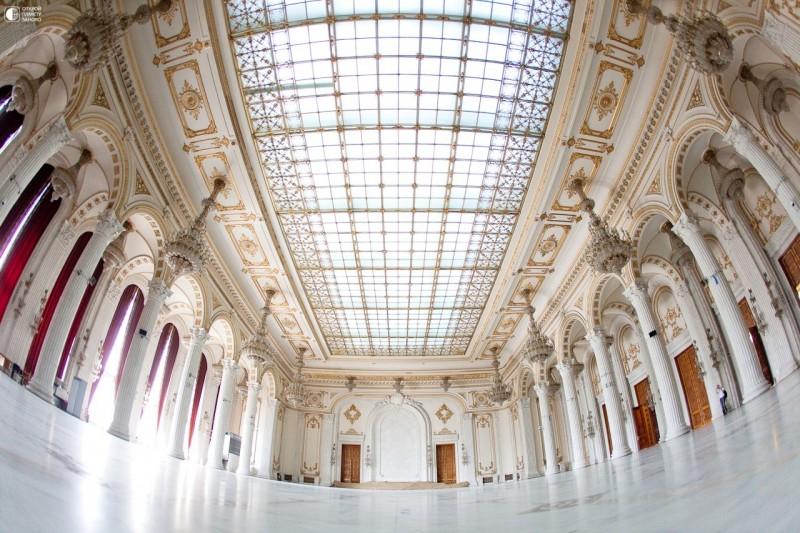 Дворец Чаушеску в Бухаресте, Румыния 7