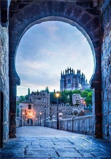 Удивительная красота Испании