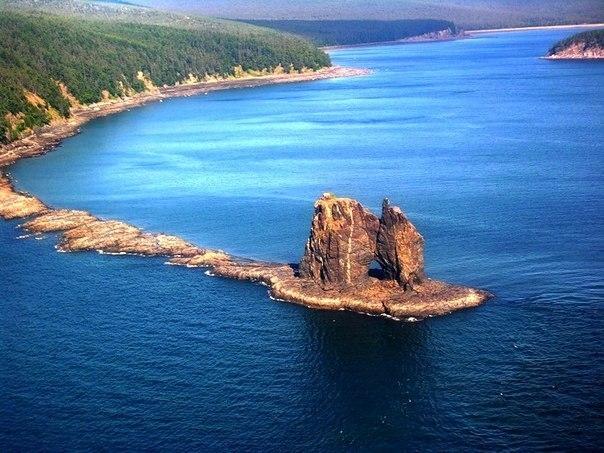 Шантарские острова, Хабаровский край