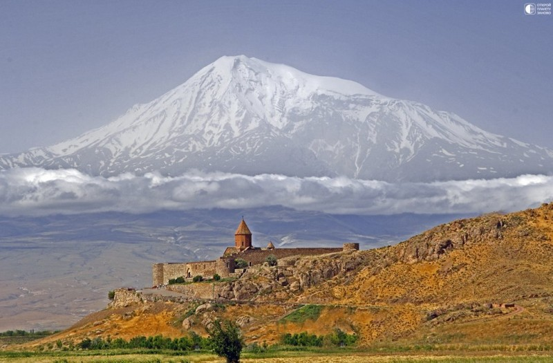 Священная гора Арарат 0