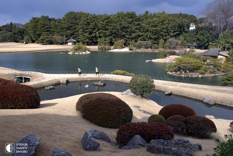 Японский сад 5