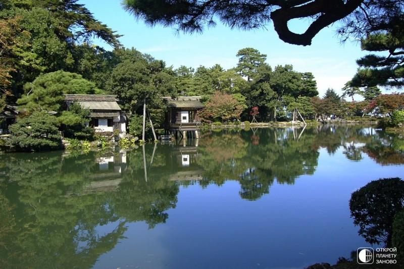 Японский сад 4