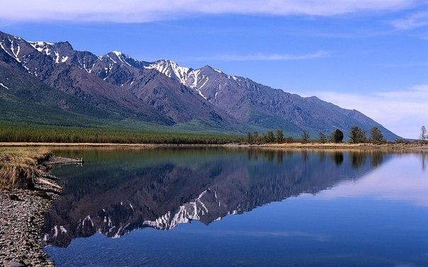 6 потрясающих фактов об озере Байкал.