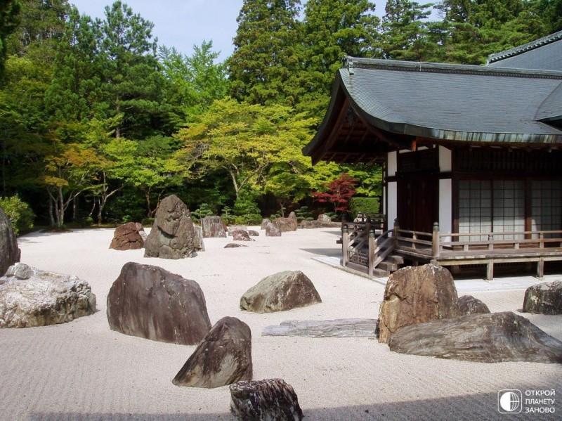 Японский сад 0