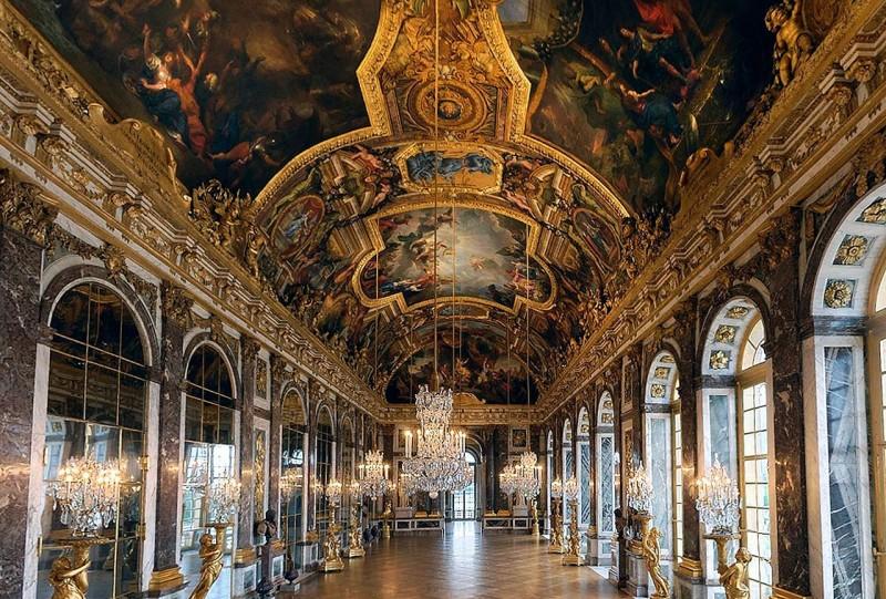 Невероятной красоты Версаль
