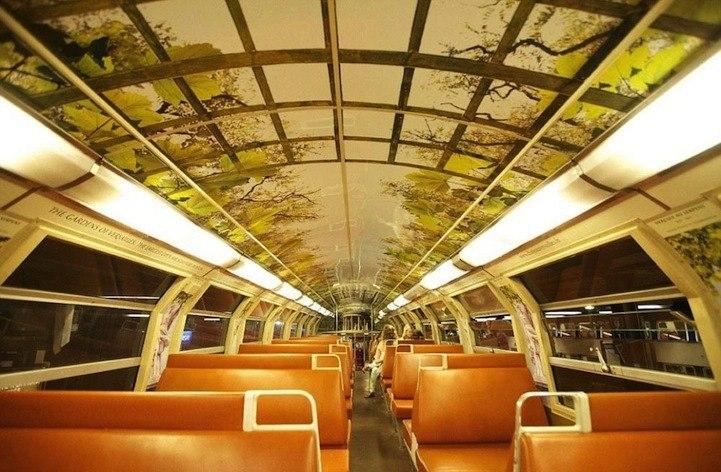 Преображение поезда Париж-Версаль. 0