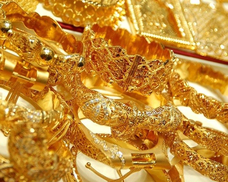 Рай для любителей золота 0
