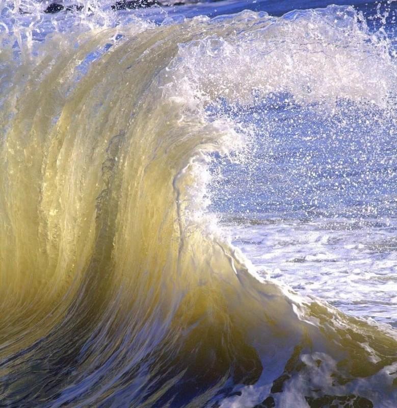 Красота волн