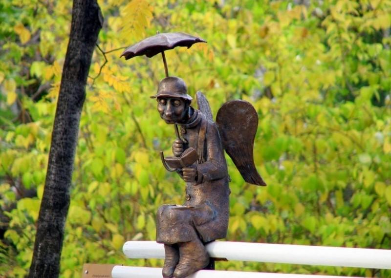 «Петербургский ангел», Россия 3